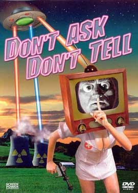 Don't Ask Don't Tell - 27 x 40 Movie Poster - Style A