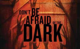 Don't Be Afraid of the Dark - 11 x 17 Movie Poster - Style B