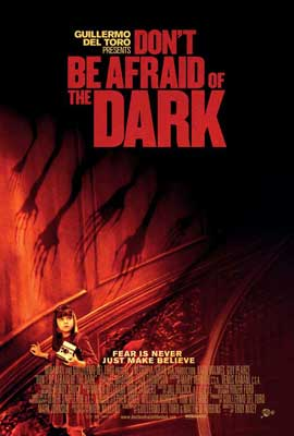 Don't Be Afraid of the Dark - 11 x 17 Movie Poster - Style D
