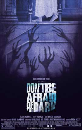 Don't Be Afraid of the Dark - 11 x 17 Movie Poster - Style E
