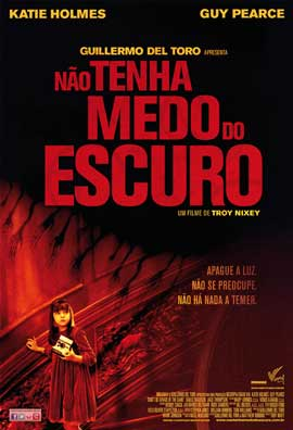 Don't Be Afraid of the Dark - 11 x 17 Movie Poster - Brazilian Style A