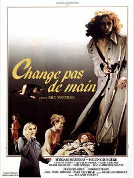 Dont Change Hands - 11 x 17 Movie Poster - French Style A