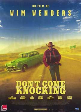 Don't Come Knocking - 11 x 17 Movie Poster - French Style A