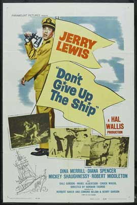 Don't Give Up the Ship - 11 x 17 Movie Poster - Style A