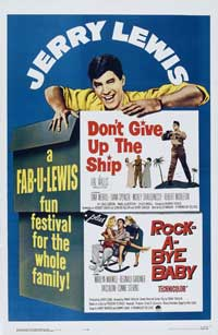 Don't Give Up the Ship - 27 x 40 Movie Poster - Style B