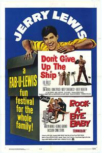 Dont Give Up The Ship/Rock-A-Bye Baby - 27 x 40 Movie Poster - Style A
