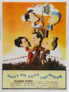 Dont Go Near The Water - 27 x 40 Movie Poster - Style B