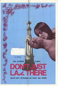 Don�t Just Lay There - 11 x 17 Movie Poster - Style A