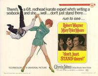 Dont Just Stand There - 11 x 14 Movie Poster - Style A