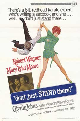 Dont Just Stand There - 11 x 17 Movie Poster - Style A