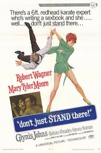Dont Just Stand There - 27 x 40 Movie Poster - Style A