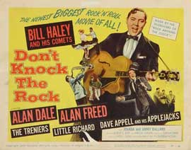 Don't Knock The Rock - 11 x 14 Movie Poster - Style A