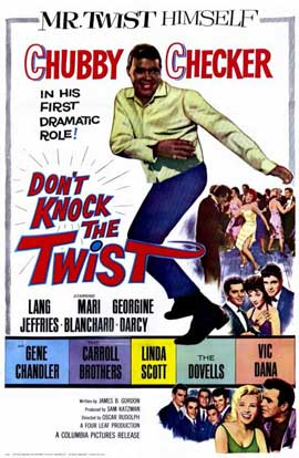 Don't Knock the Twist - 11 x 17 Movie Poster - Style A