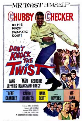 Don't Knock the Twist - 27 x 40 Movie Poster - Style A