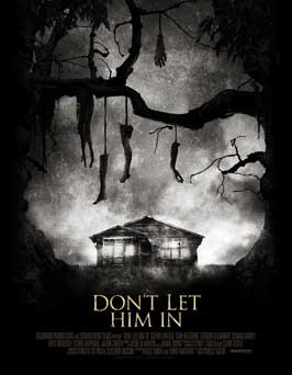 Don't Let Him In - 11 x 17 Movie Poster - Style A