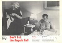 Don't Let the Angels Fall - 11 x 14 Movie Poster - Style B
