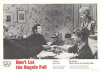 Don't Let the Angels Fall - 11 x 14 Movie Poster - Style D