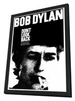 Don't Look Back - 27 x 40 Movie Poster - Style A - in Deluxe Wood Frame