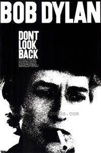 Don't Look Back - 43 x 62 Movie Poster - Bus Shelter Style A