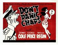 Don't Panic Chaps - 22 x 28 Movie Poster - Half Sheet Style A