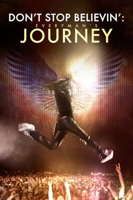 Don't Stop Believin': Everyman's Journey - 11 x 17 Movie Poster - Style A