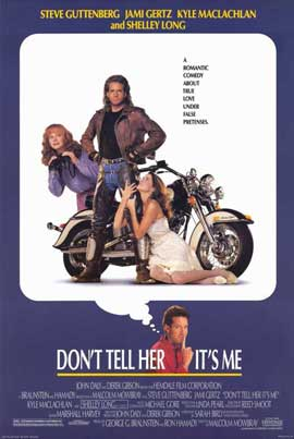 Don't Tell Her It's Me - 11 x 17 Movie Poster - Style A