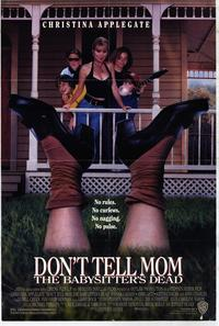 Don't Tell Mom the Babysitter's Dead - 27 x 40 Movie Poster - Style A