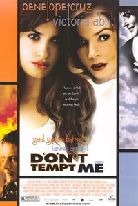 Don't Tempt Me - 43 x 62 Movie Poster - Bus Shelter Style A
