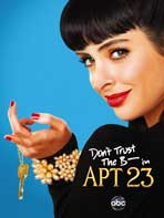 Don't Trust the B---- in Apartment 23 (TV) - 27 x 40 TV Poster - Style A