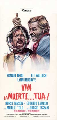 Don't Turn the Other Cheek - 13 x 28 Movie Poster - Italian Style A