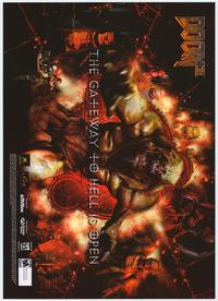 Doom 3 - 11 x 17 Video Game Poster - Style A