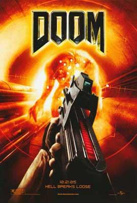 Doom - 27 x 40 Movie Poster - Style B