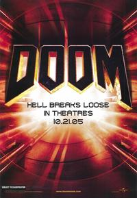 Doom - 11 x 17 Movie Poster - Style B