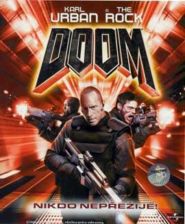 Doom - 11 x 17 Movie Poster - Czchecoslovakian Style A