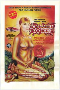 Doomed to Die - 11 x 17 Movie Poster - Style A