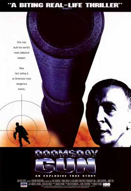 Doomsday Gun - 11 x 17 Movie Poster - Style A