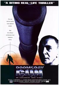 Doomsday Gun - 27 x 40 Movie Poster - Style A