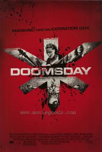 Doomsday - 43 x 62 Movie Poster - Bus Shelter Style A