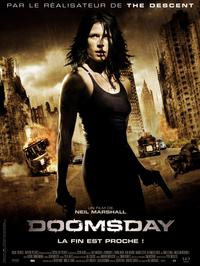 Doomsday - 30 x 40 Movie Poster - French Style A