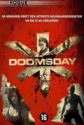 Doomsday - 27 x 40 Movie Poster - Style B