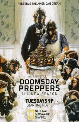 Doomsday Preppers (TV) - 11 x 17 TV Poster - Style A
