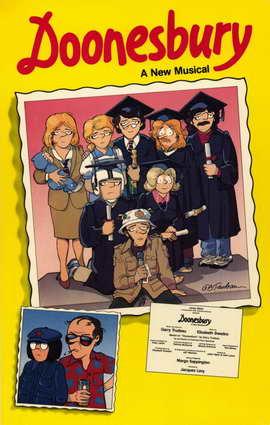 Doonesbury (Broadway) - 11 x 17 Poster - Style A