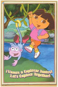 Dora the explorer - Family Poster - 22 x 34 - Style B