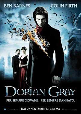 Dorian Gray - 11 x 17 Movie Poster - Italian Style A