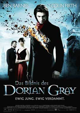 Dorian Gray - 11 x 17 Movie Poster - German Style A