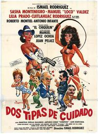 Dos Tipas De Cuidado - 11 x 17 Movie Poster - Style A