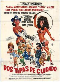 Dos Tipas De Cuidado - 27 x 40 Movie Poster - Style A