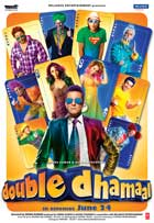 Double Dhamaal - 11 x 17 Movie Poster - Style B