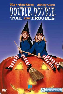 Double, Double, Toil and Trouble - 11 x 17 Movie Poster - Style A