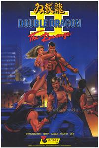 Double Dragon II: The Revenge - 27 x 40 Video Game Poster - Style A